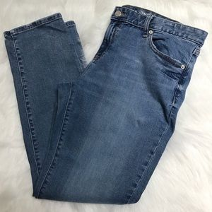 Gap real straight fit jeans